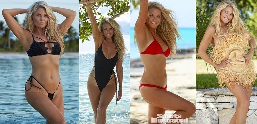 Christie Brinkley - Sports Illustrated 2017