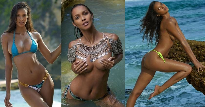 Lais Ribeiro – Sports Illustrated 2017
