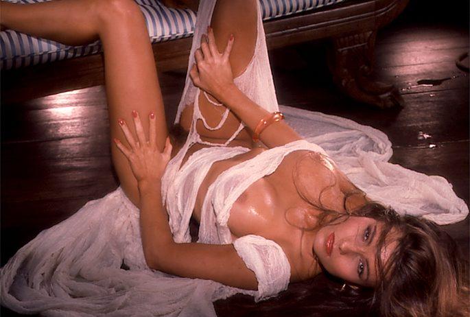 cheryl bachman gorgeous blonde bombshell fully naked