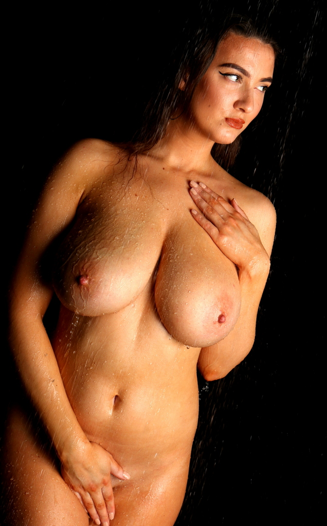 Joey fisher nuts boobs topless photoshoot