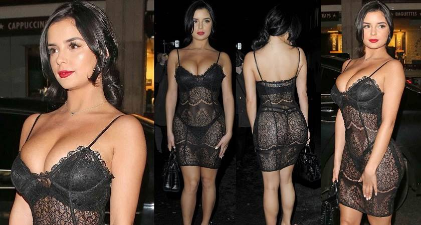 Demi Rose – See-Through