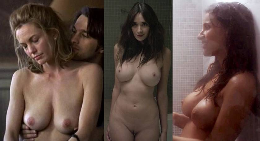 Hollywood actresses nude wallpapers