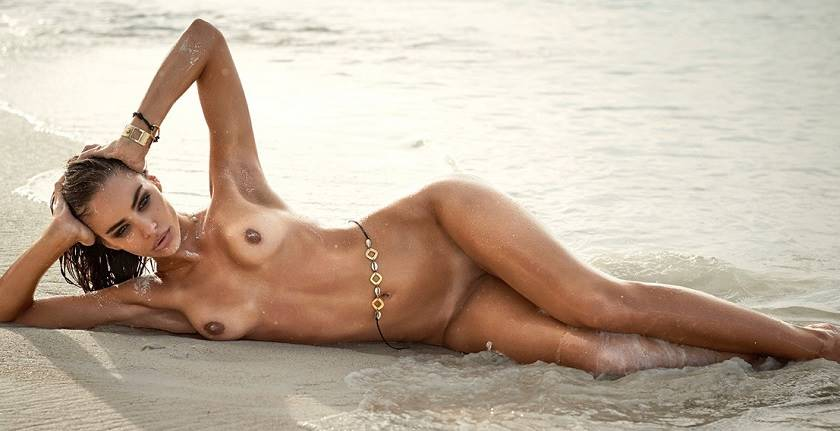 Hot Babes Naked on the Beach