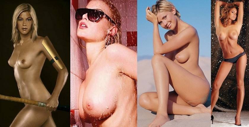 Famous Athletes Naked