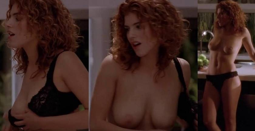 Robin Sydney Nude in Masters Of Horror