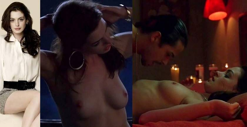 Anne Hathaway Nude in Havoc
