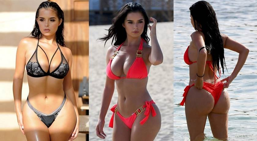 Demi Rose Mawby – Bikini Photoshoot