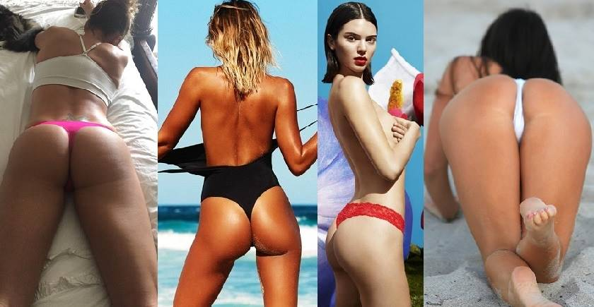 celeb butts