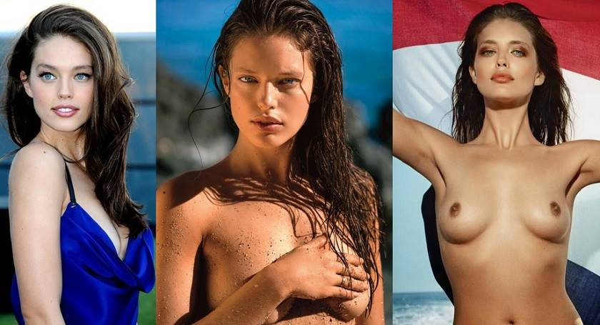 Emily DiDonato - American Top Model Naked