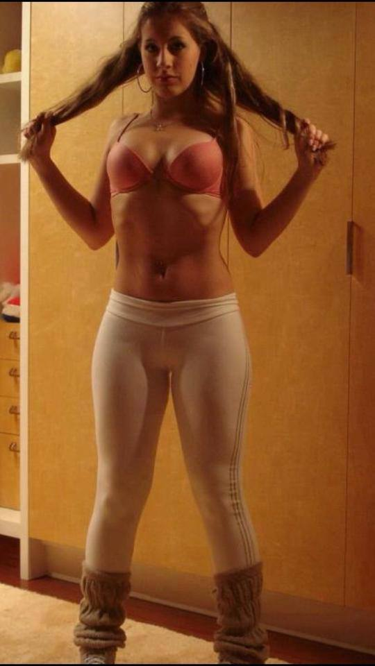 Remarkable, Sexy naked girls in yoga pants can