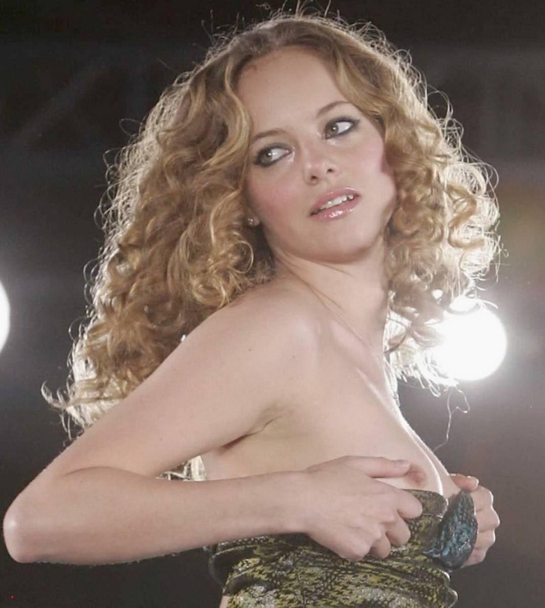 Celebrity nude tits nip slip very valuable
