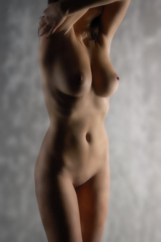 Nude rough trans gym