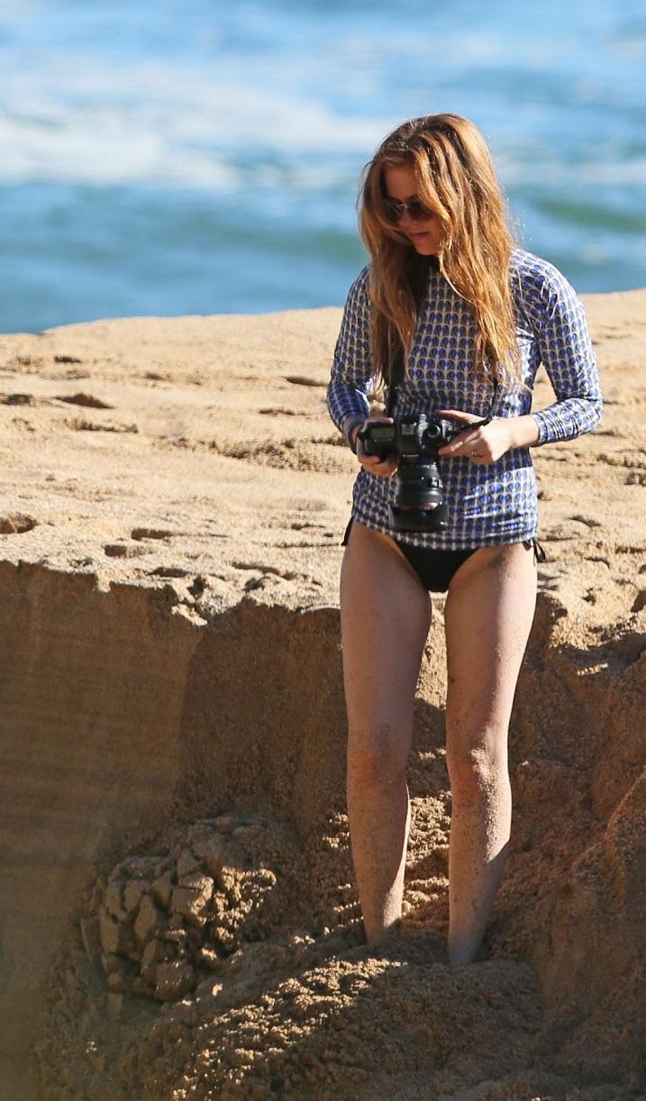 sarah fisher bikini