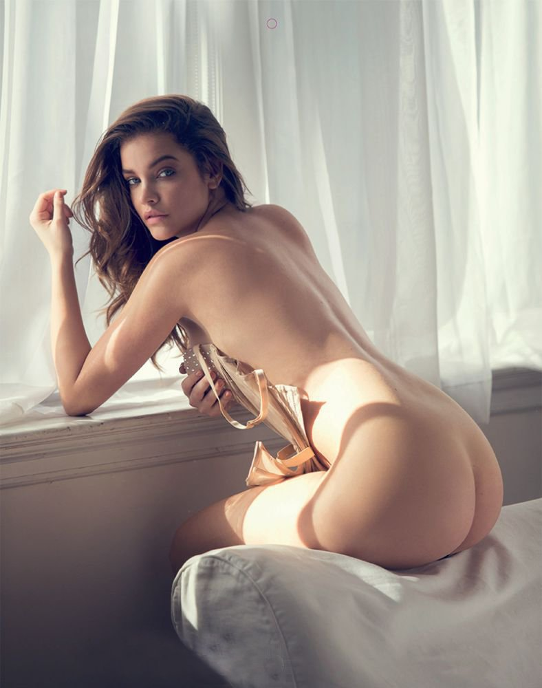 Barbara Palvin – LUI Magazine Naked Photoshoot