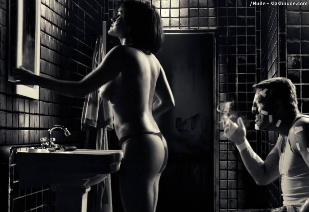 from Chance carla gugino sin city naked