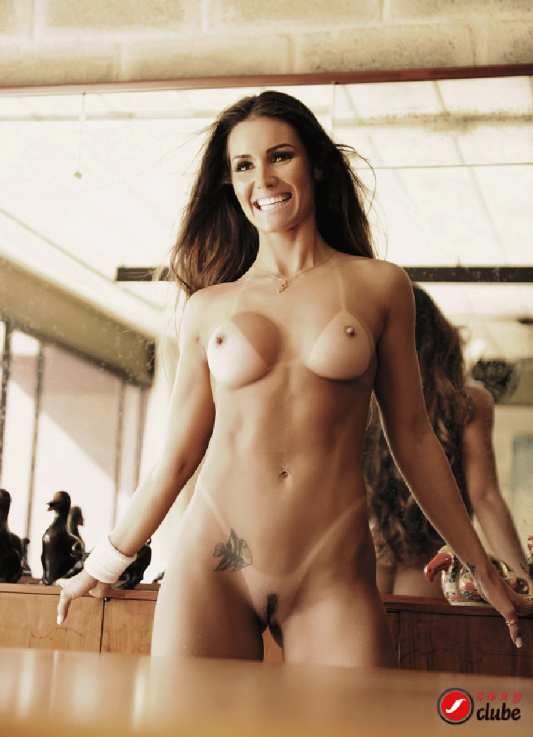 Brazilian Hottest Model Nude 77