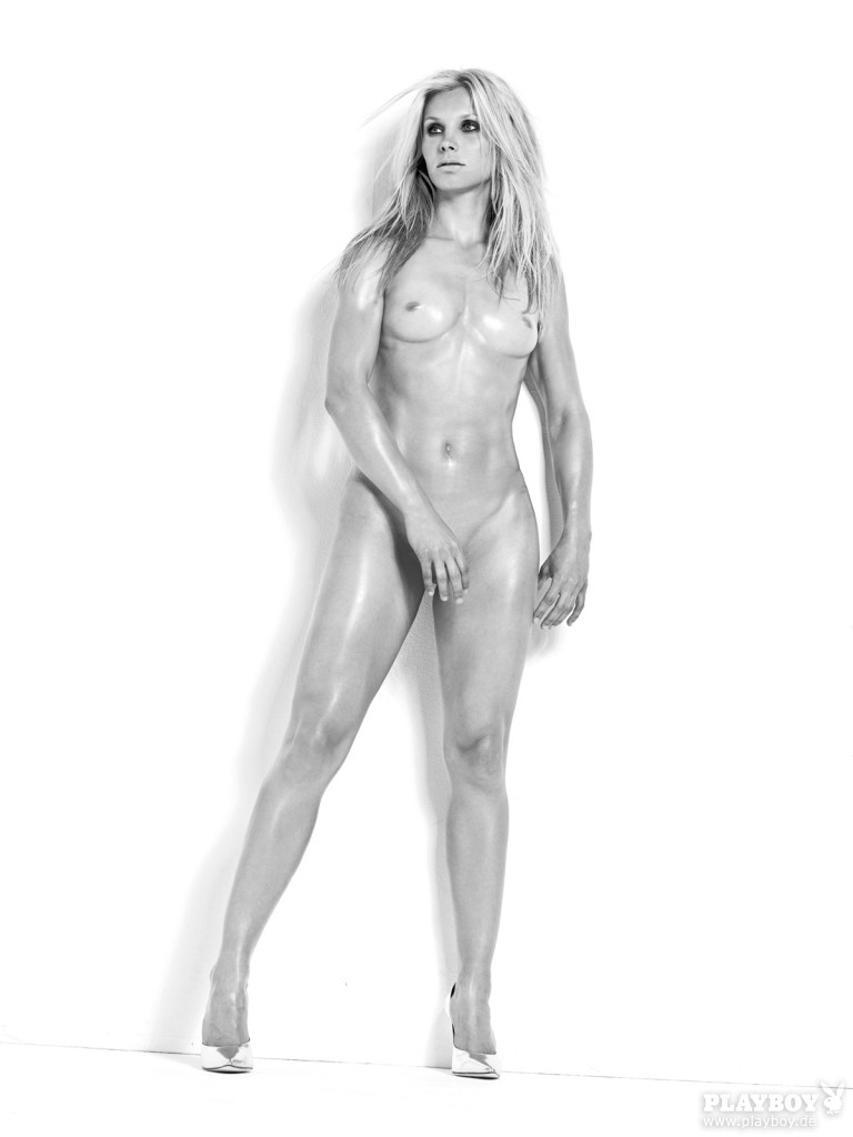 sexy naked athletes