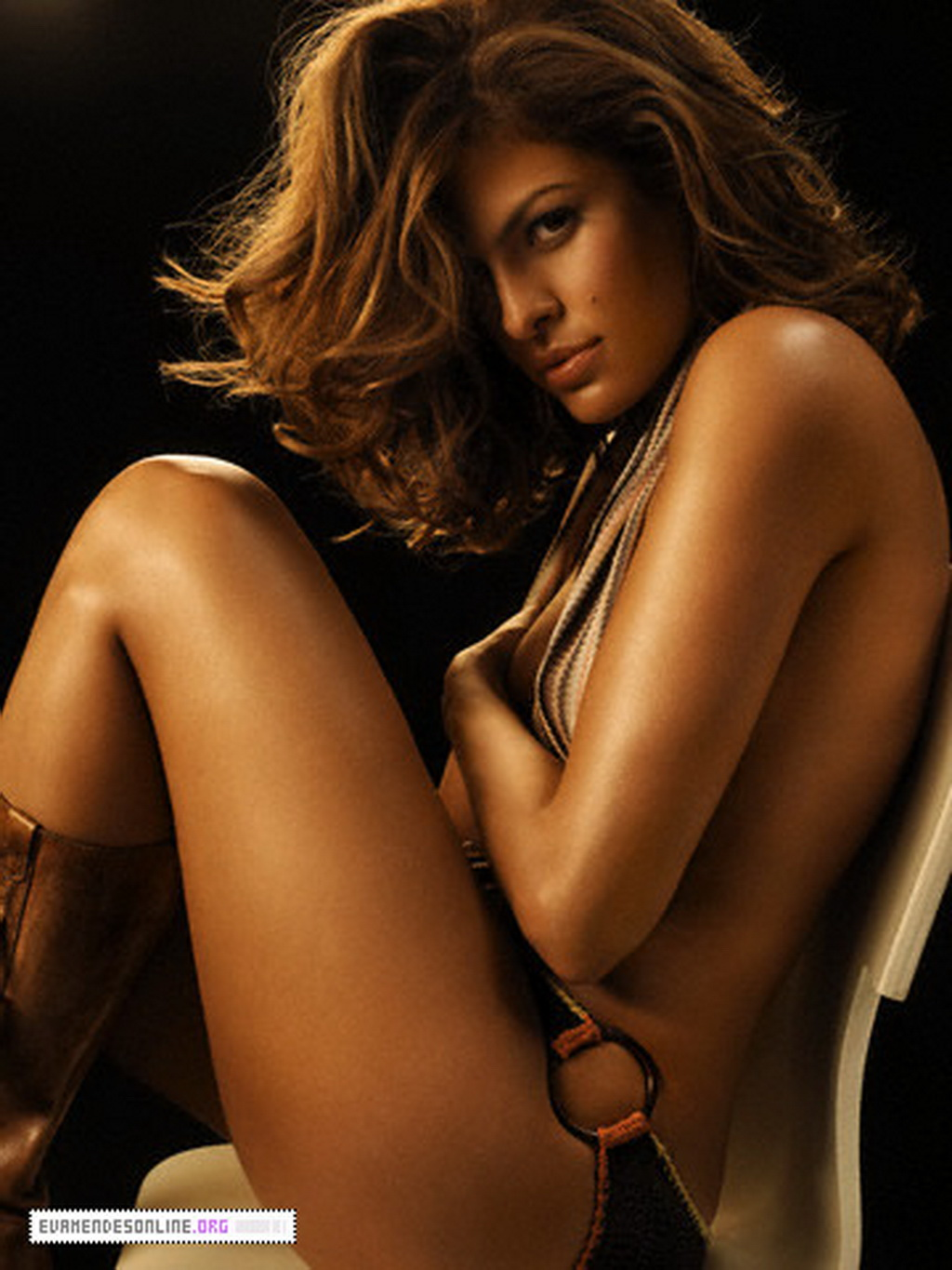 Eva mendes hot naked sorry, that