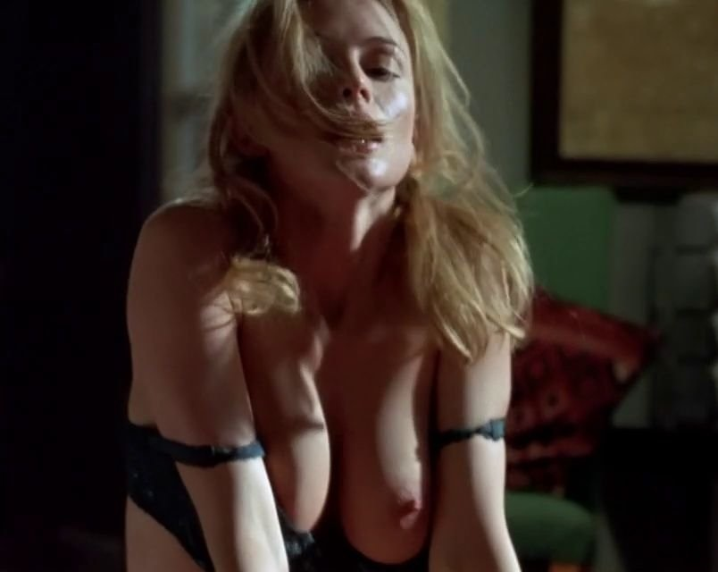 Heather Graham Intense EX Scene