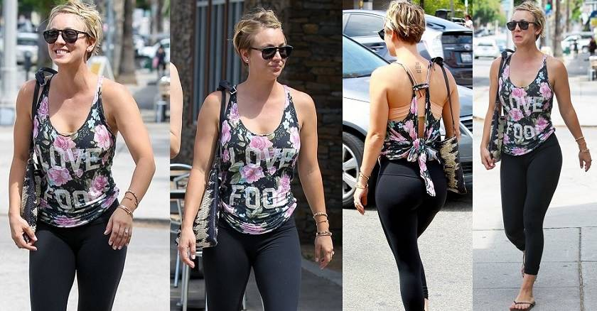 kaley-cuoco-leaving-yoga-class