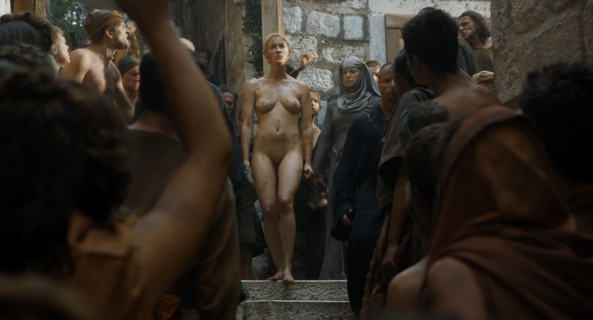 Naked scenes in game of thrones