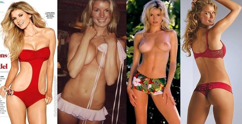 Miller nude marisa Marisa Miller: