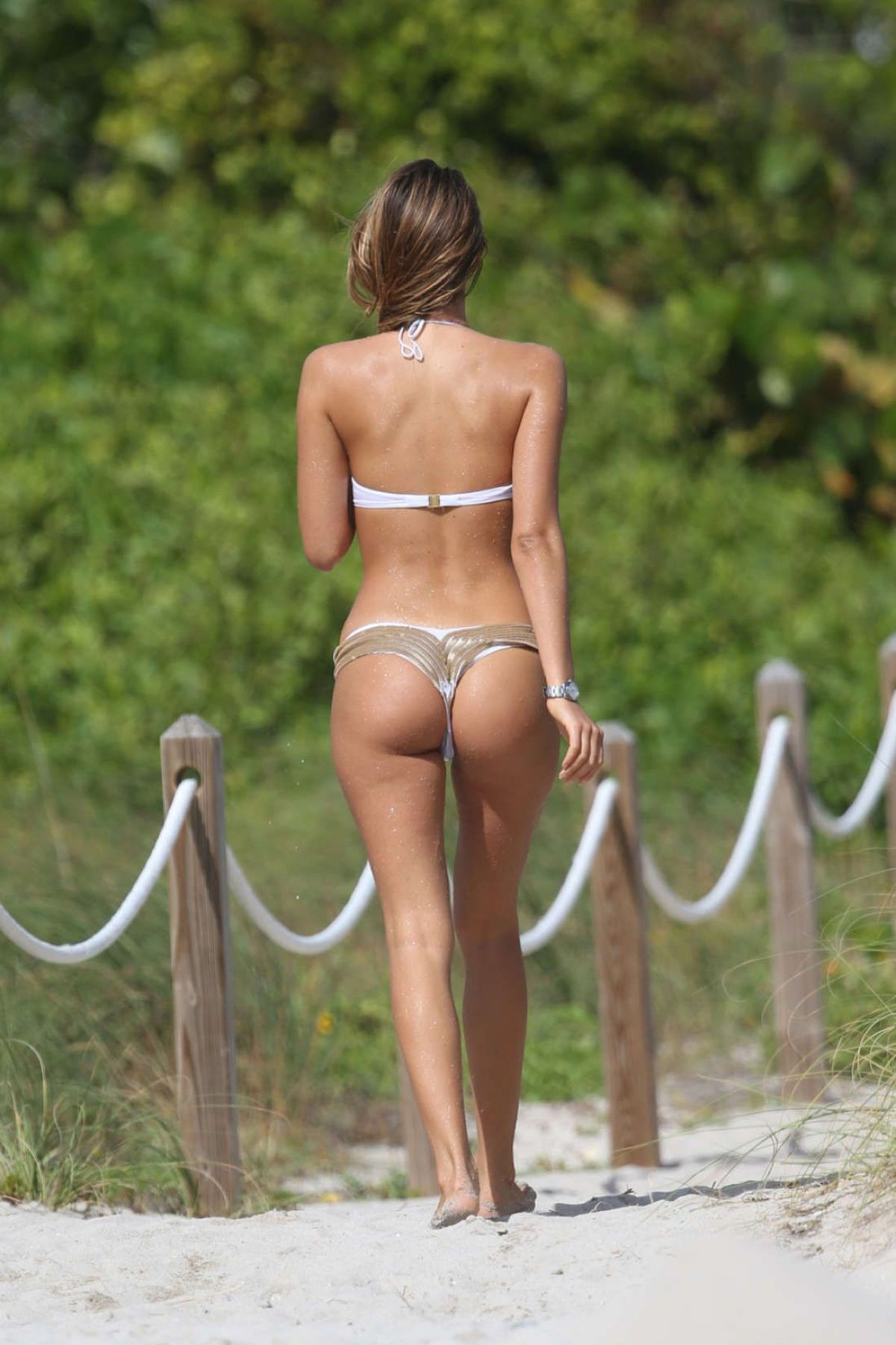the best ass in bikini