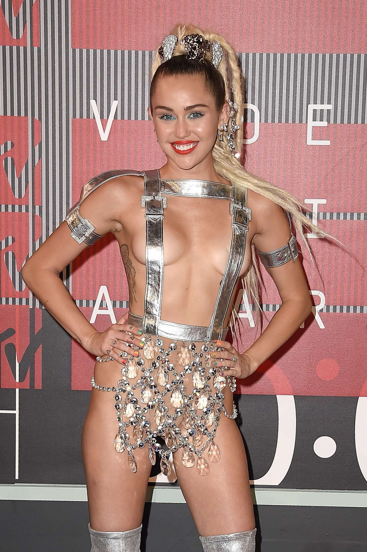 Not Miley cyris nakt hot charming idea