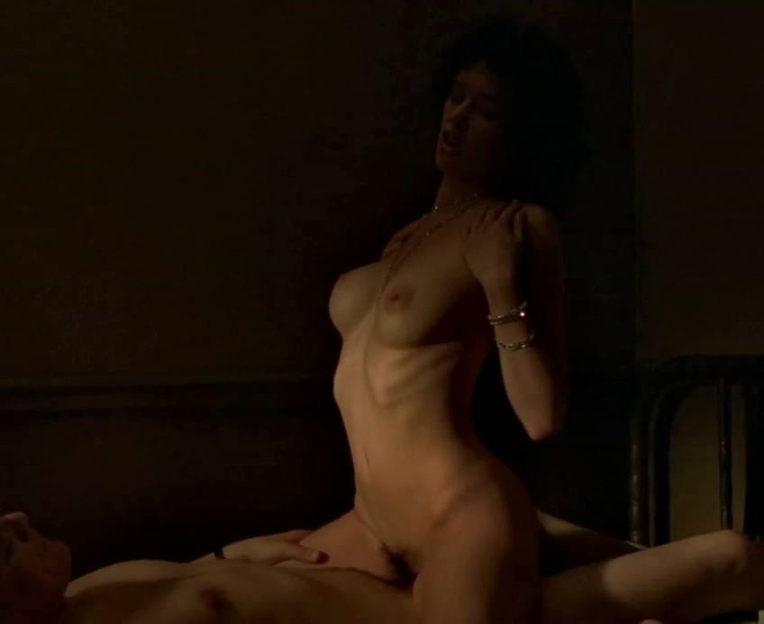 Boardwalk empire sex scene
