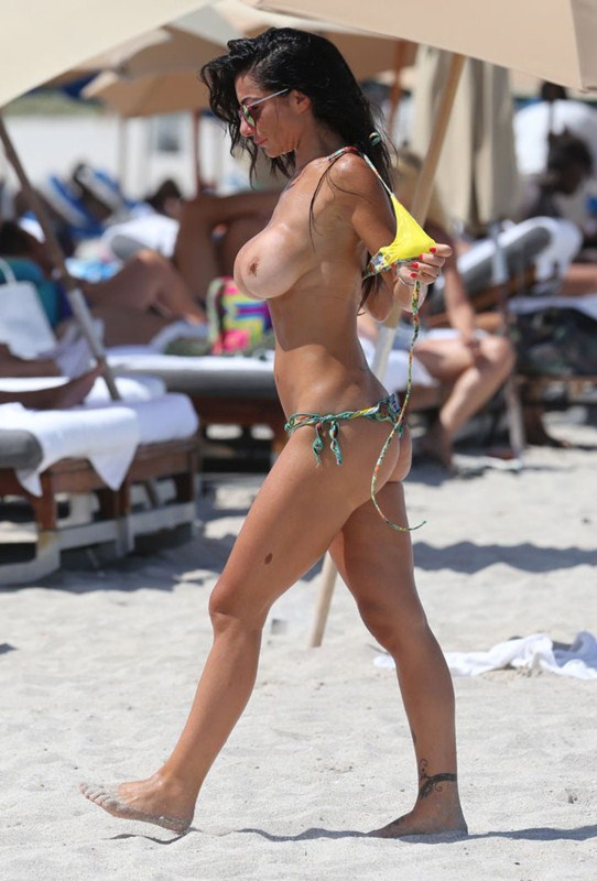 Teen Maids South Beach Miami Topless