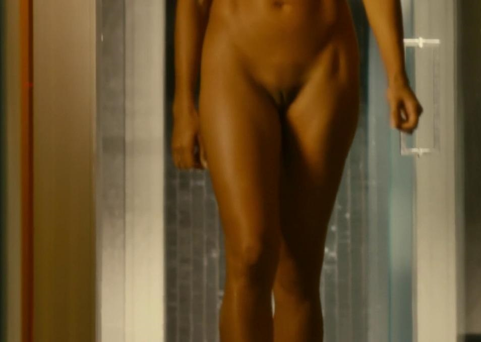 Rosario dawson frontal nude let's not