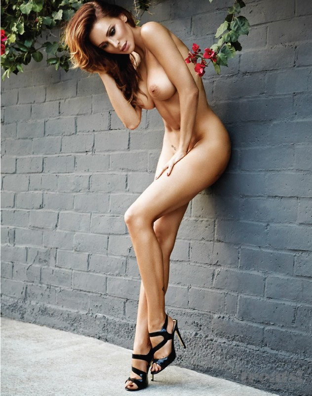 tina naked Nude casciani