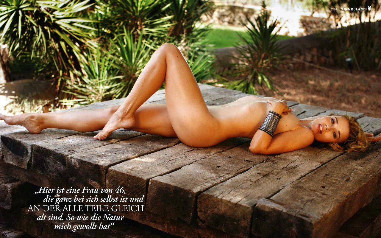 Tina Ruland - Another German Celebrity Posed Naked for Playboy