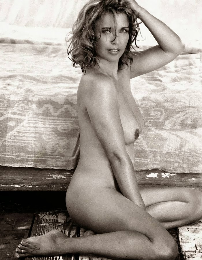 Celebrities that posed nude for playboy
