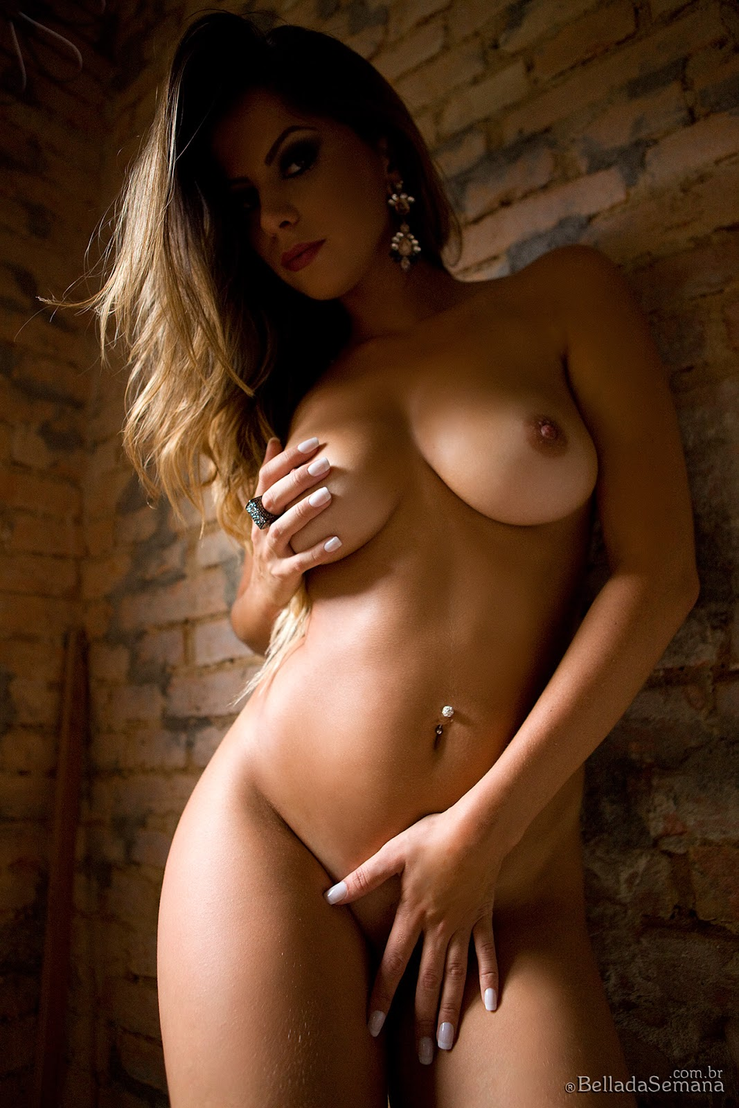 Hot sexy naked brazilian women share