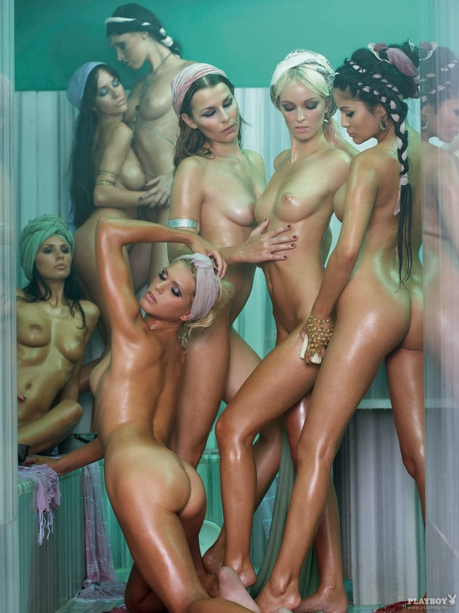girls naked in playboy
