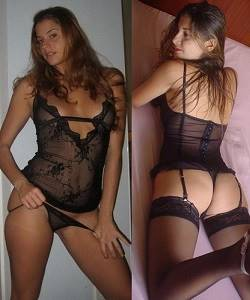 Amateurs in Sexy Lingerie